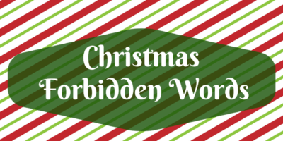 esl taboo Christmas vocabulary