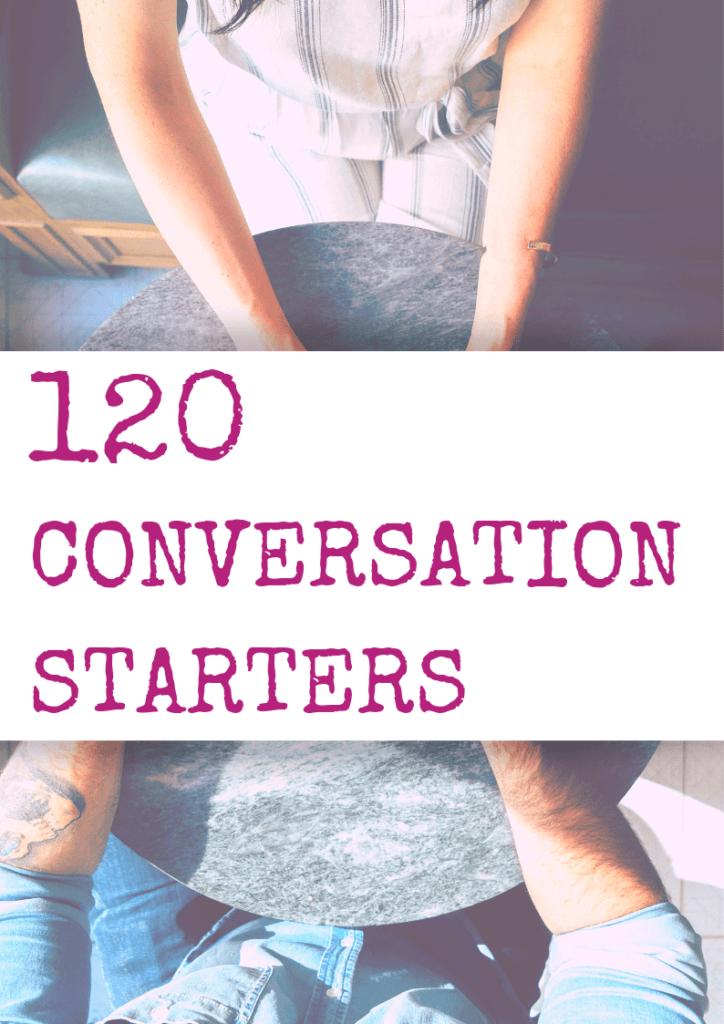 esl conversation starters